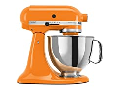 KitchenAid Stand Mixer - Tangerine