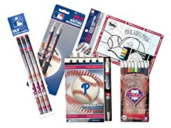Philadelphia Phillies Team Notepad Set