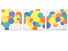 Rusty Canvas Print- Set of 3