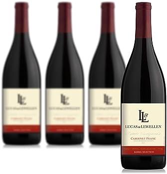 4-Pk. Lucas & Lewellen Barrel Selection Cabernet Franc