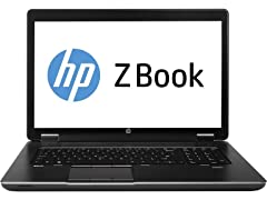 HP ZBook 17-G2 Intel i7 512GB Workstation