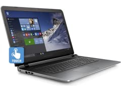 "HP Pavilion 15.6"" AMD 500GB Touch Laptop"