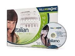 Tell Me More Performance Ver 9 - Italian