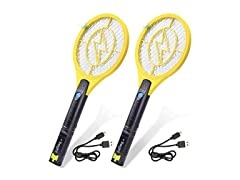 Tregini Mini Electric Fly Swatter