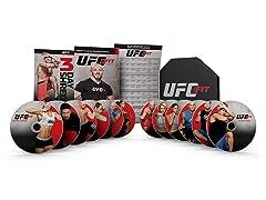 UFC Fit Workout DVD Set