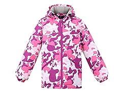 Children's Ski Jacket Rose Quartz