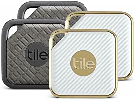 Tile Style & Sport Combo - 4 Pack