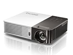 BenQ Wireless 700Lm Short-Throw WXGA Projector