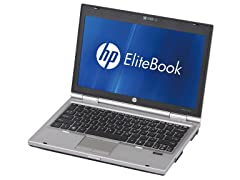 "HP EliteBook 2560P 12"" Intel i5 Laptop"