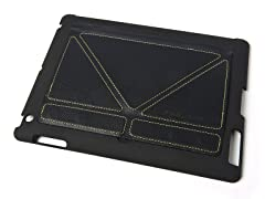 Slim Shell for iPad 3/4 - Black/Yellow