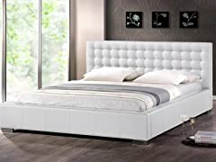 Madison Platform Bed (2 Colors)
