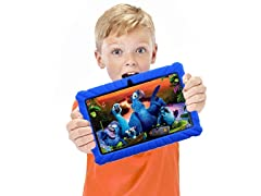 "Contixo 7"" Kids Tablet - WiFi Camera Bluetooth"