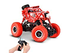 RC Rock Crawler Racing Truck