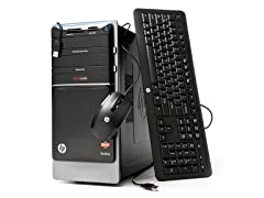 HP Quad-Core Desktop w/ 1.5TB HD
