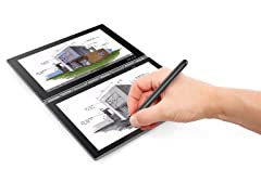 "Lenovo Yoga Book 10.1"" Full-HD Win10 Tablet"