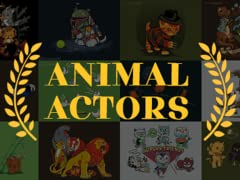 Spiritgreen: Animal Actors
