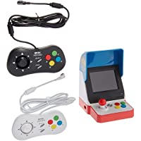 Deals on Neogeo Mini Pro Player Pack USA Version w/2 Game Pads