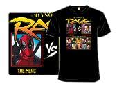 Reynolds of Rage - Fighter Series