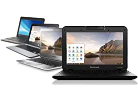 Bargain Chromebooks from Top Brands- S&D