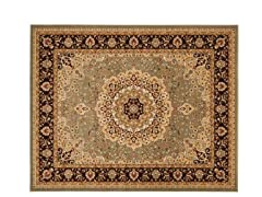 Majesty Rug Sage/Brown