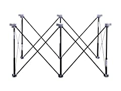 Centipede Expandable Portable Sawhorse System