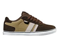 Milan 2 CT - Brown Suede (Size 7)