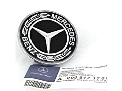 Flat Hood Emblem for Mercedes Benz
