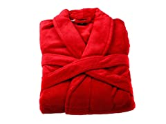 Boston Robe-Red-Small/Medium