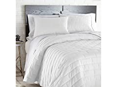 Southshore Fine Linens Double-Brushed Quilt Sets