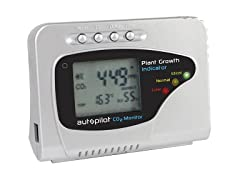 Autopilot Desktop CO2 Monitor, APCEM