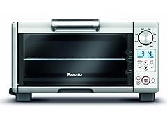 Breville Mini Smart Oven Silver