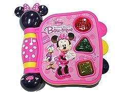 Disney Minnie Mouse Bowtique Book