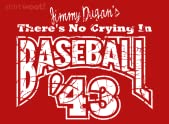 No Crying in Baseball '43