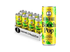 Health-Ade 8-Pack Booch Pop, Your Choice
