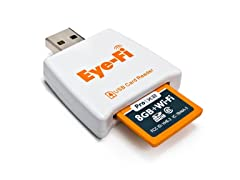 Eye-Fi 8GB Pro | X2 SDHC Memory Card