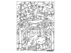 """Ninja Mayhem"" by DoOomcat"