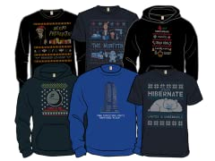 Derby Editor's Choice T-Shirts: Ugly Holiday Sweaters