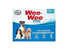"Wee-Wee Puppy Pee Pads for Dogs, 22""x23"""