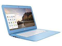 "HP 14"" Intel Dual-Core 16GB Chromebook"