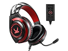 VANKYO Gaming Headset with Authentic 7.1 Surround Sound