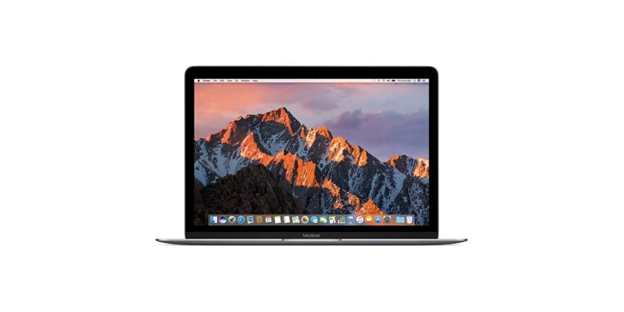 Apple MacBook (Mid 2017) 12