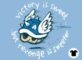 Victory is Sweet, But...