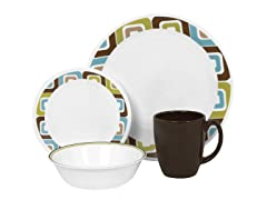 Livingware Squared 16pc Set