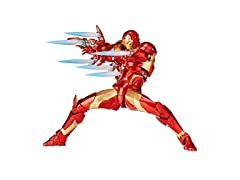 Iron Man Action Figure