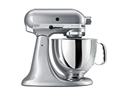 Artisan 5 Qt. Stand Mixer - Metallic Chrome