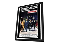Ocean's 11 Framed Movie Poster