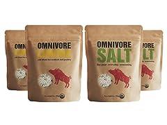 Omnivore Salt Sampler (4)