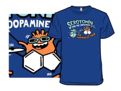 Serotonin & the Dopamines Remix