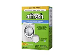 Affresh W10549846 Washing Machine Cleaner, 5 Tab