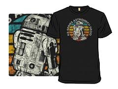 Retro R2 Astromech